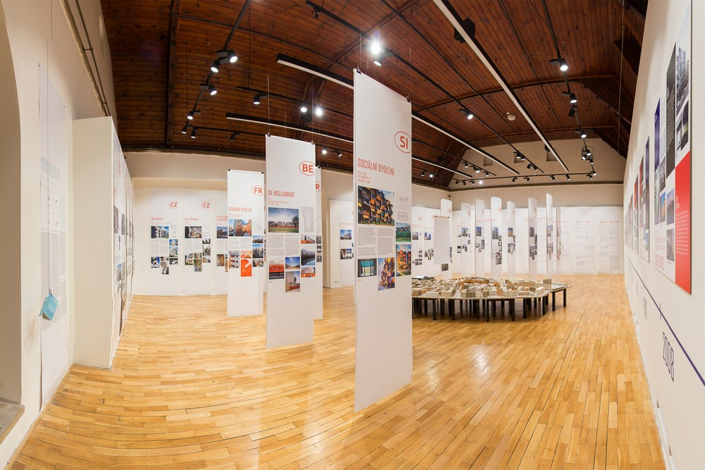 Exposition : Rental Housing @ Prague