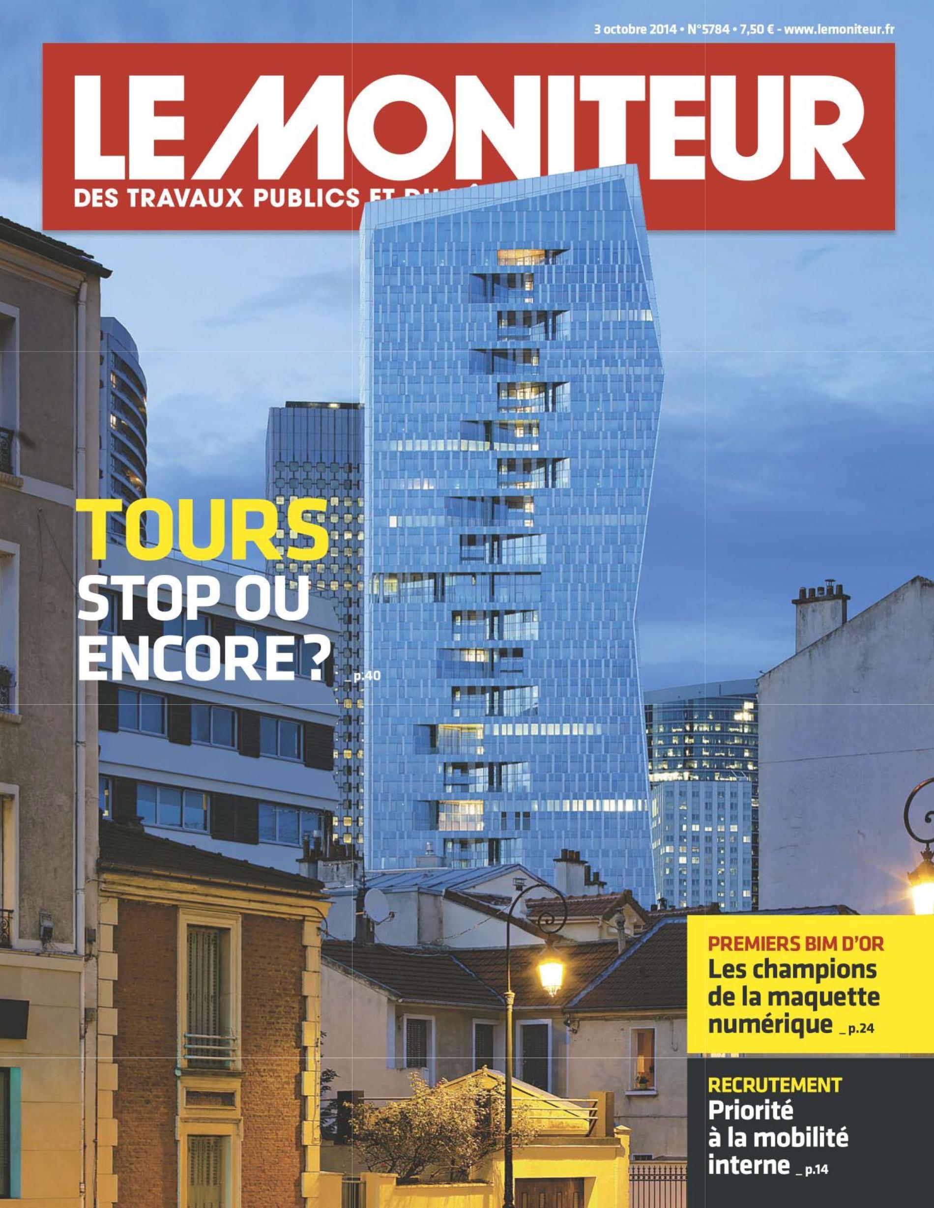 Le Moniteur #5784