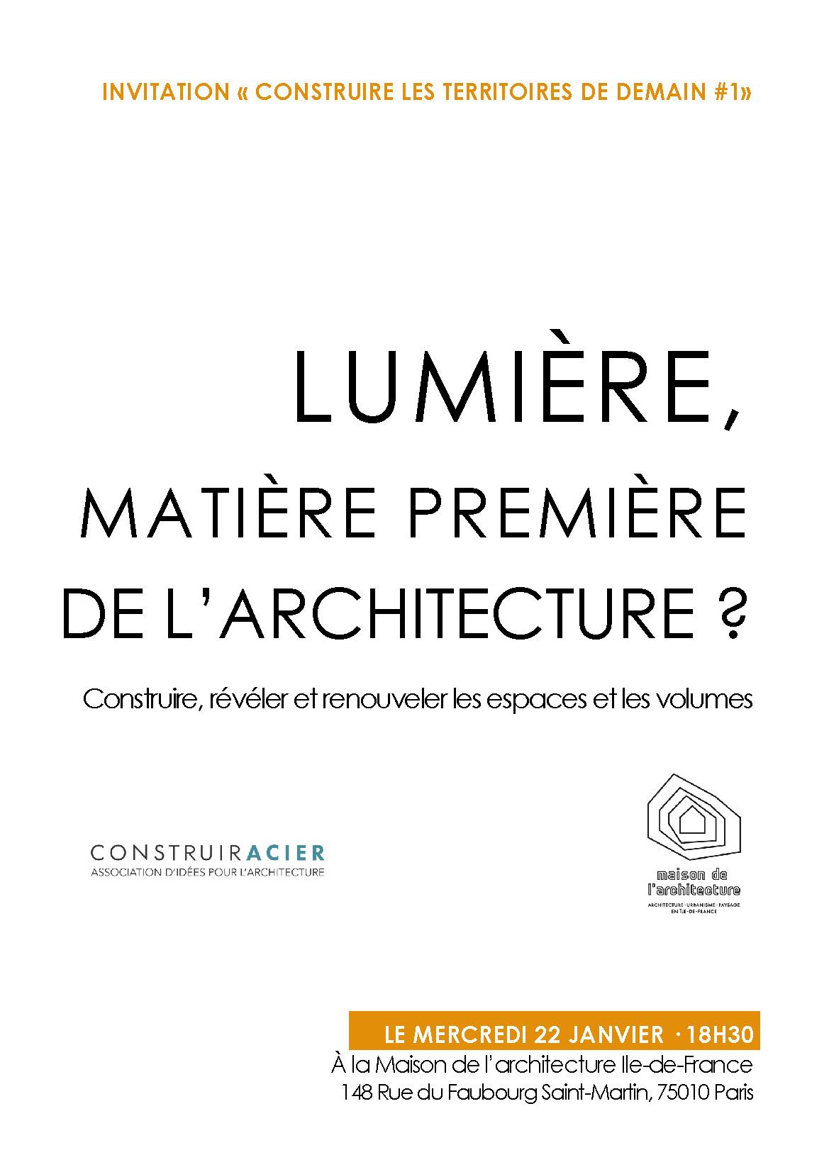Conférence : Surface Patrimoniale
